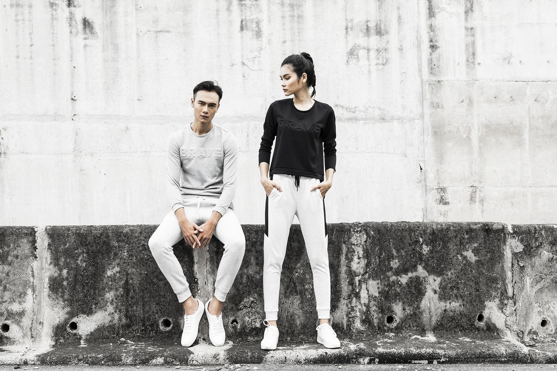 Mix quần jogger nam: Chàng chọn phong cách mặc đẹp nào?
