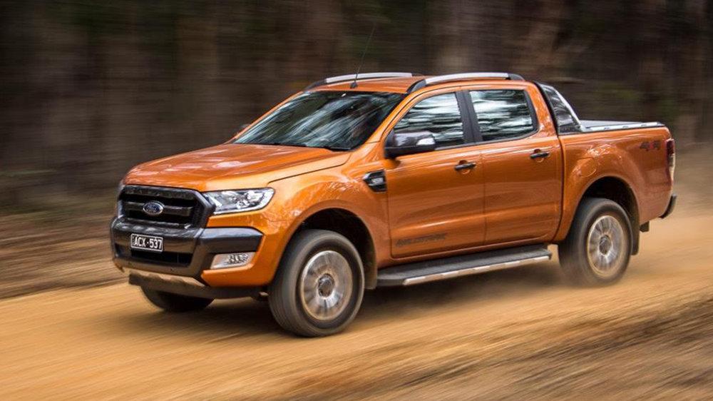 Ford Ranger: Dòng xe bán tải tốt nhất hiện nay