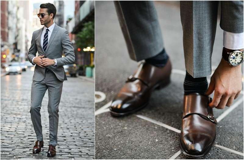 5 kiểu giày nam đẹp giúp chàng tự tin đi muôn nơi