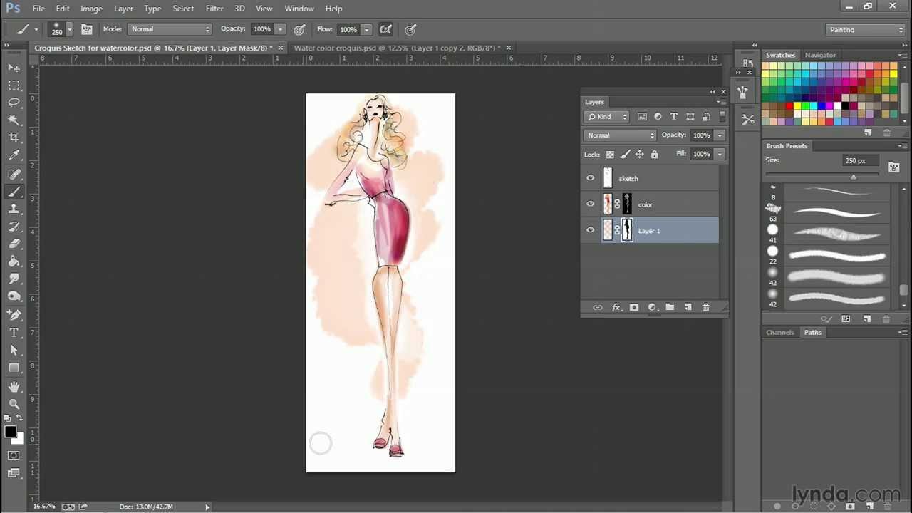 học thiết kế thời trang