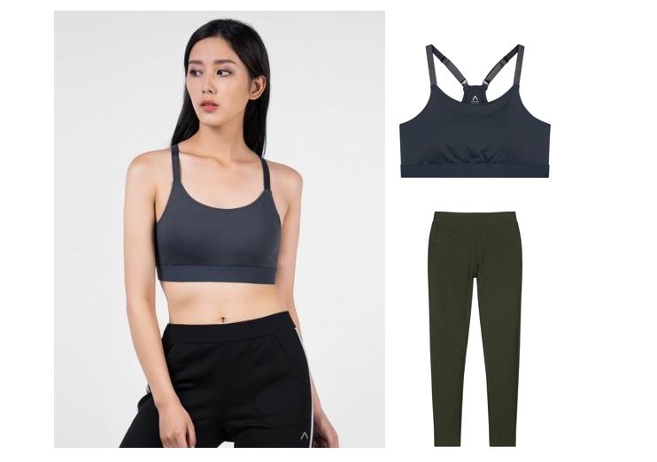 Chọn quần áo tập Gym nam, nữ