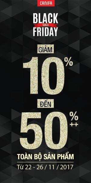 Click ngay để săn hàng CANIFA Sale Off từ 10%-50% dịp Black Friday