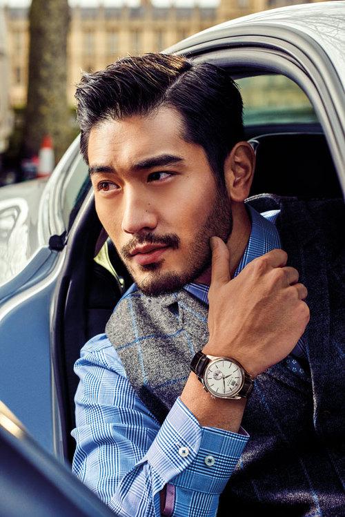 Kiểu tóc cho nam giới có khuôn mặt dài