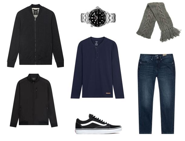 Cách chọn áo thun nam cho quý ông trung niên trẻ đẹp
