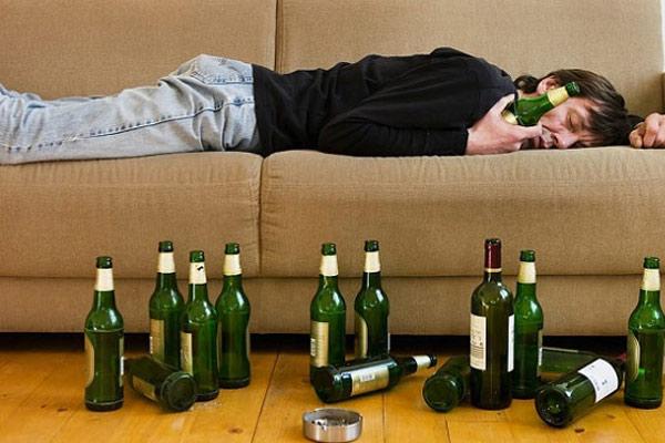 cách giải rượu bia