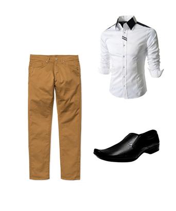 cách phối màu giày nam và nữ phù hợp với trang phục