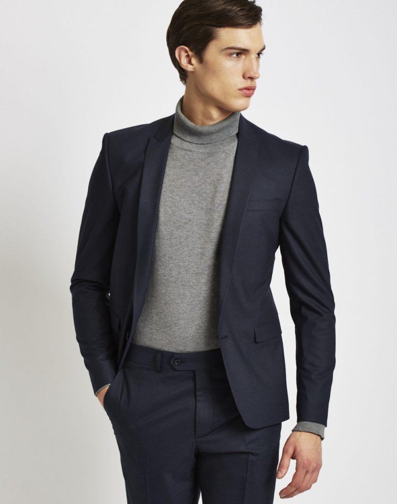 Phong cách layer với vest kiểu dáng thể thao (Sport Jacket)
