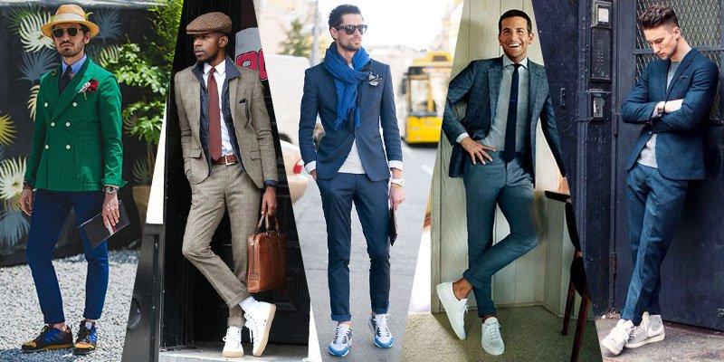 Phối vest nam với giày thể thao: 4 quy tắc để mặc đẹp như fashionista