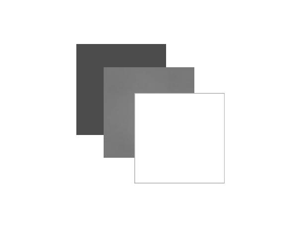 Quần tây nam màu xám mix cùng trang phục màu trắng
