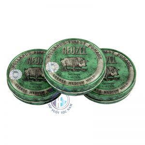 Pomade gốc dầu Reuzel Green