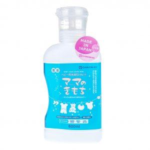Nước Giặt Đồ Trẻ Em Chinoshio Mom's Love Baby CS11100003 - Chai 600ml