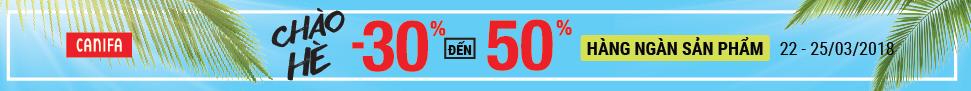 Thời trang CANIFA giảm giá 30%-50% HÀNG NGÀN SẢN PHẨM