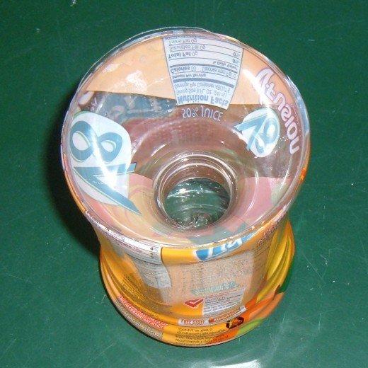 Cách làm bẫy muỗi bằng chai nhựa