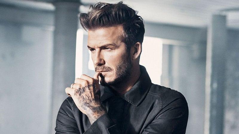"""12 kiểu tóc """"đẹp hút hồn"""" làm lên thương hiệu David Beckham"""