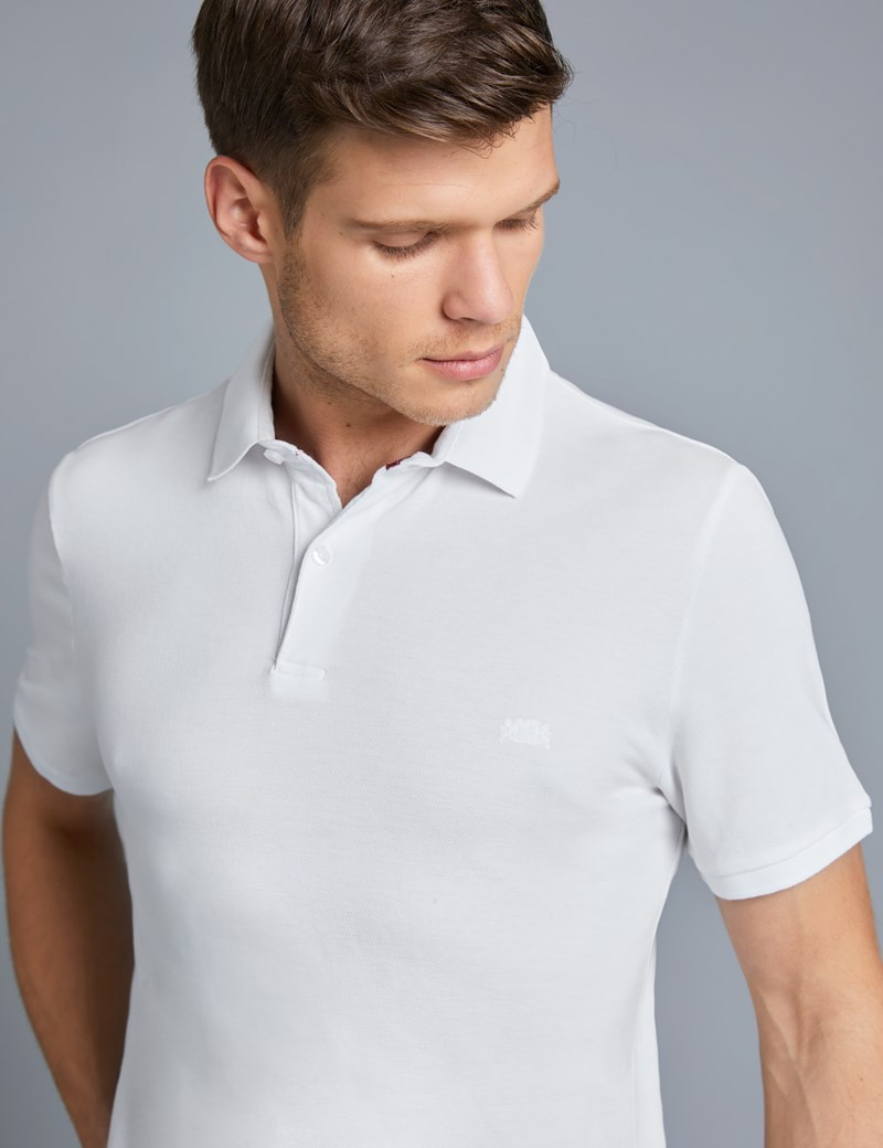 Áo thun (phông) Polo nam