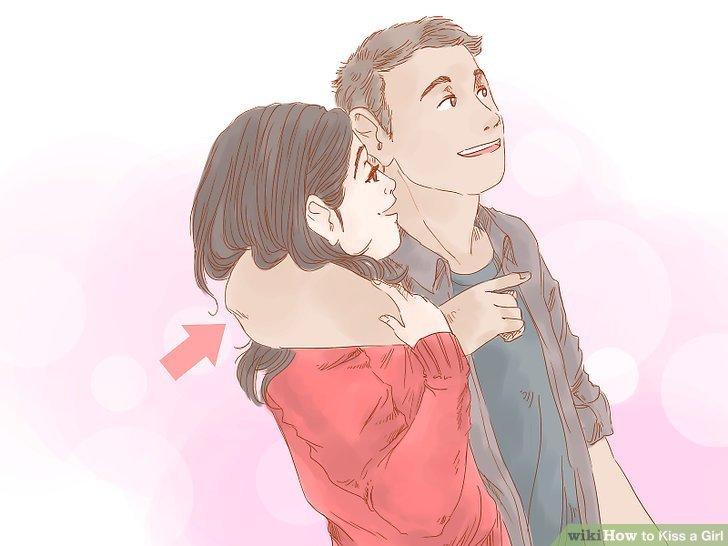 Cách hôn gái khiến nàng không thể nào quên bạn