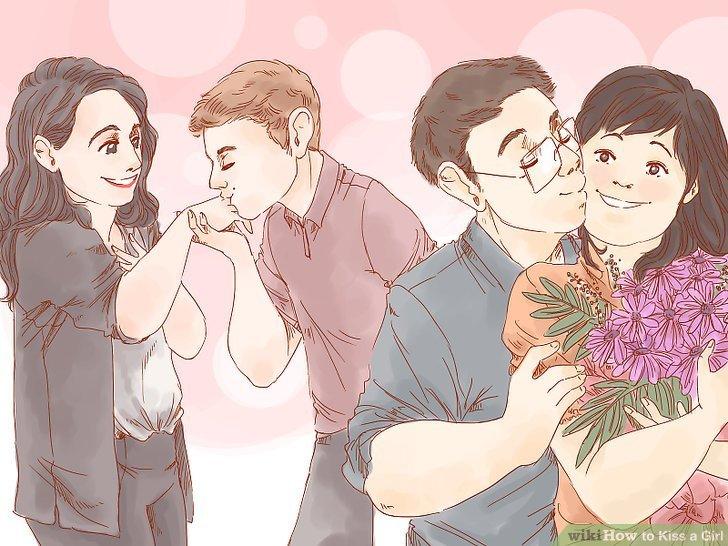 Cách hôn nhau