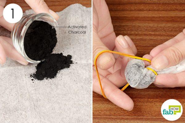 Khử mùi thuốc lá trên thảm và đồ nội thất
