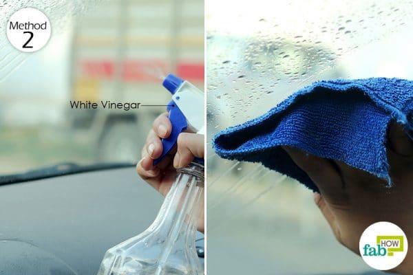 Khử mùi thuốc lá trong xe hơi