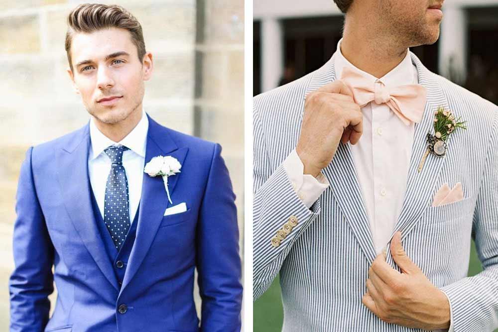 Mặc gì khi đi dự đám cưới theo mùa?