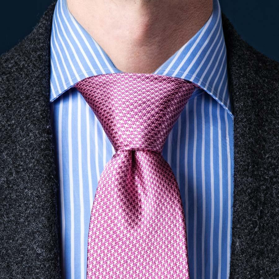 Cách thắt cà vạt kiểu Balthus