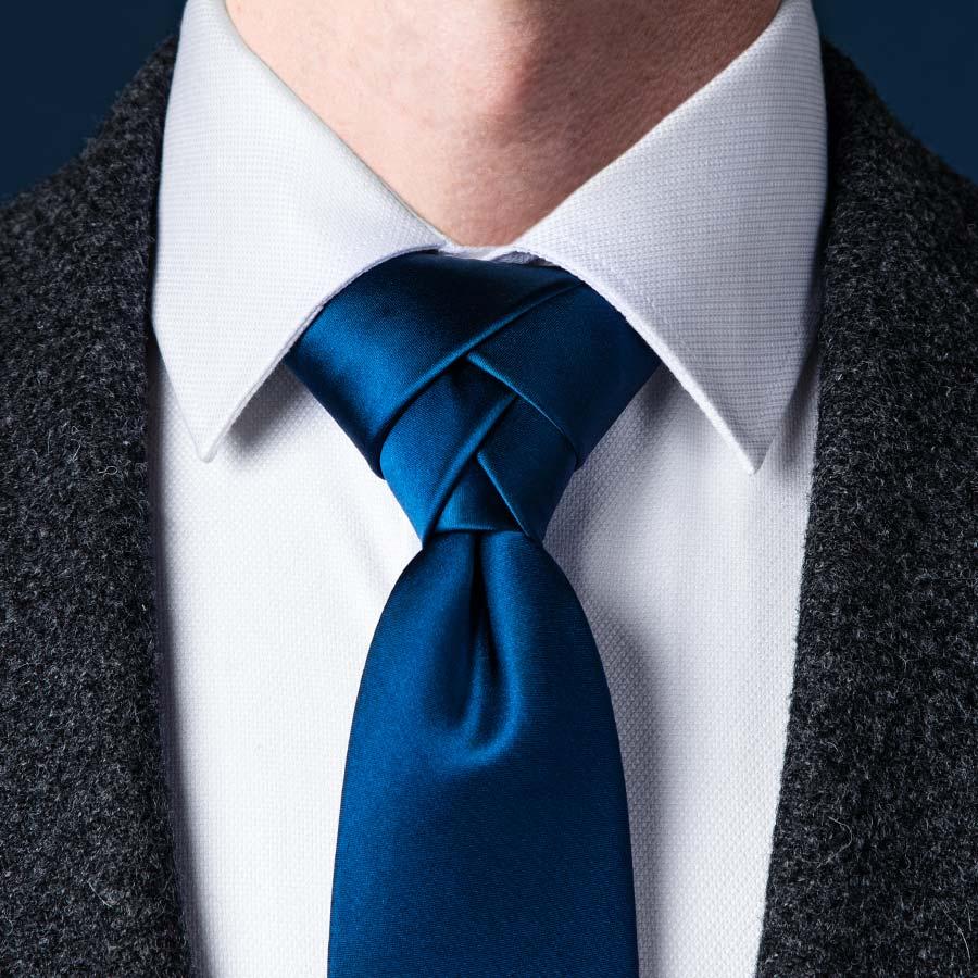 Cách thắt cà vạt kiểu Eldredge