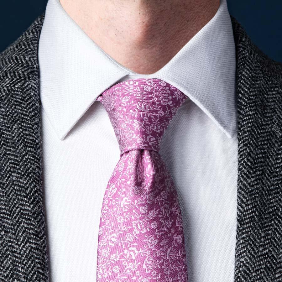 Cách thắt cà vạt kiểu Kelvin