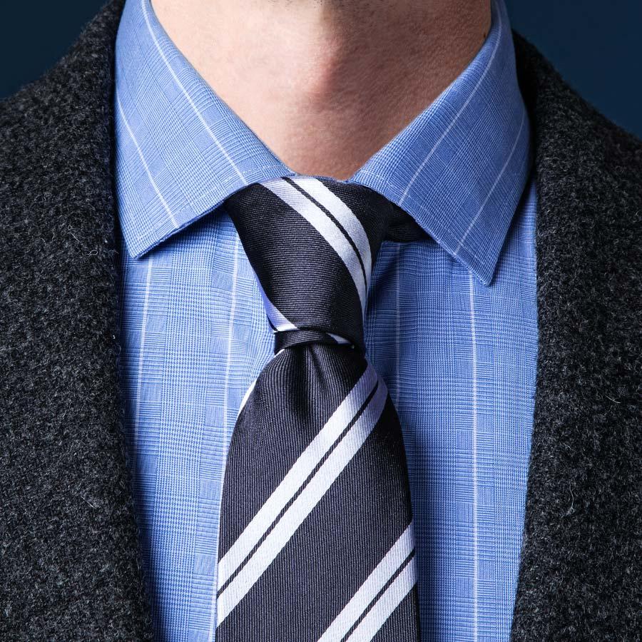 Cách thắt cà vạt kiểu Prince Albert