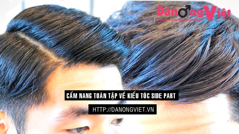 Từ A-Z về kiểu tóc Side Part: Đẹp trai có gì sai?