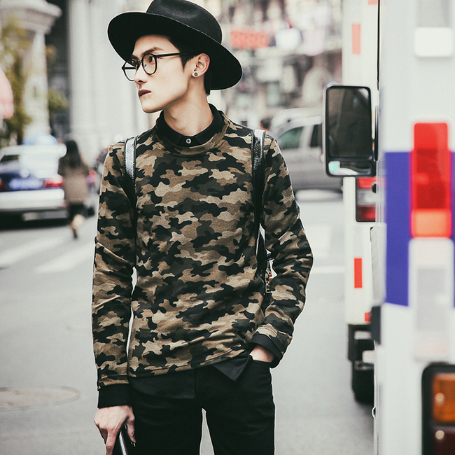 Họa tiết Camouflage