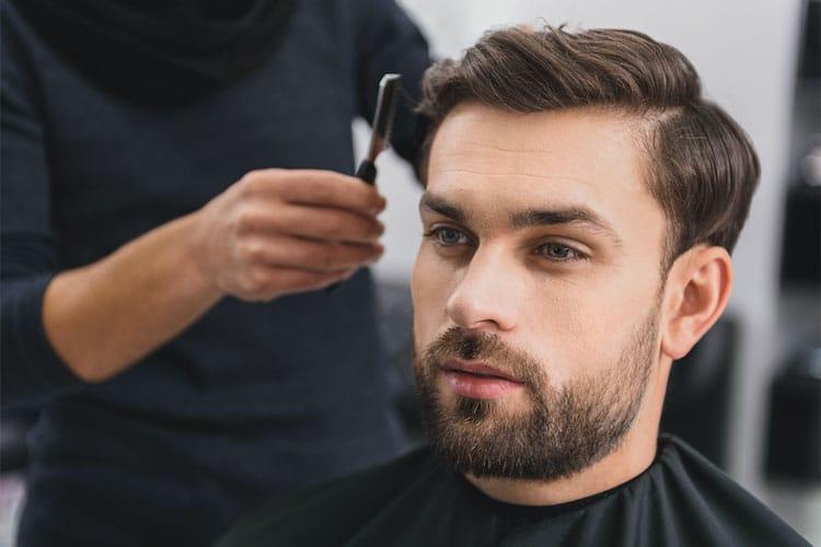 Cắt tóc Side Part như thế nào?