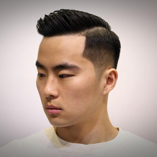 Kiểu tóc Side Part là gì?