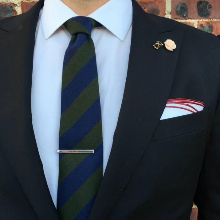 Các mẹo sử dụng thanh kẹp cà vạt
