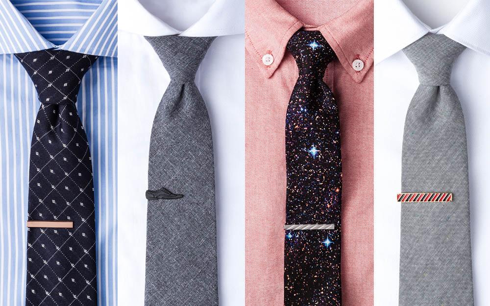 kẹp cà vạt