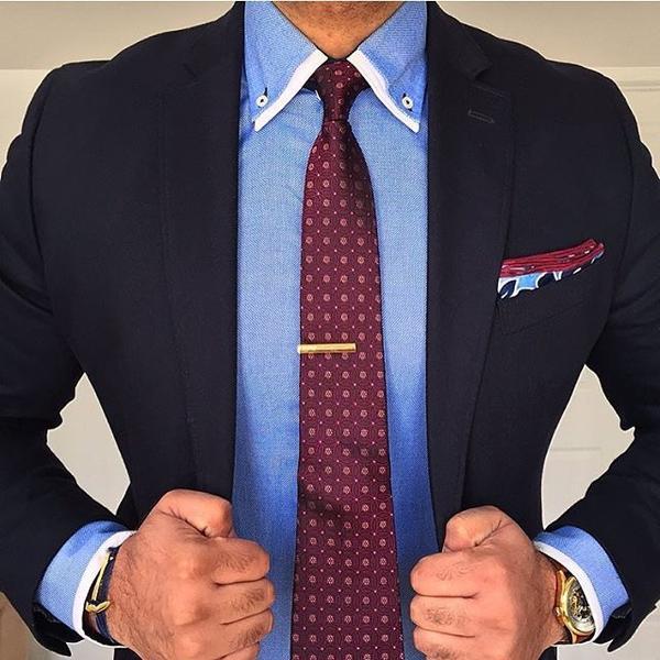 thanh kẹp cà vạt