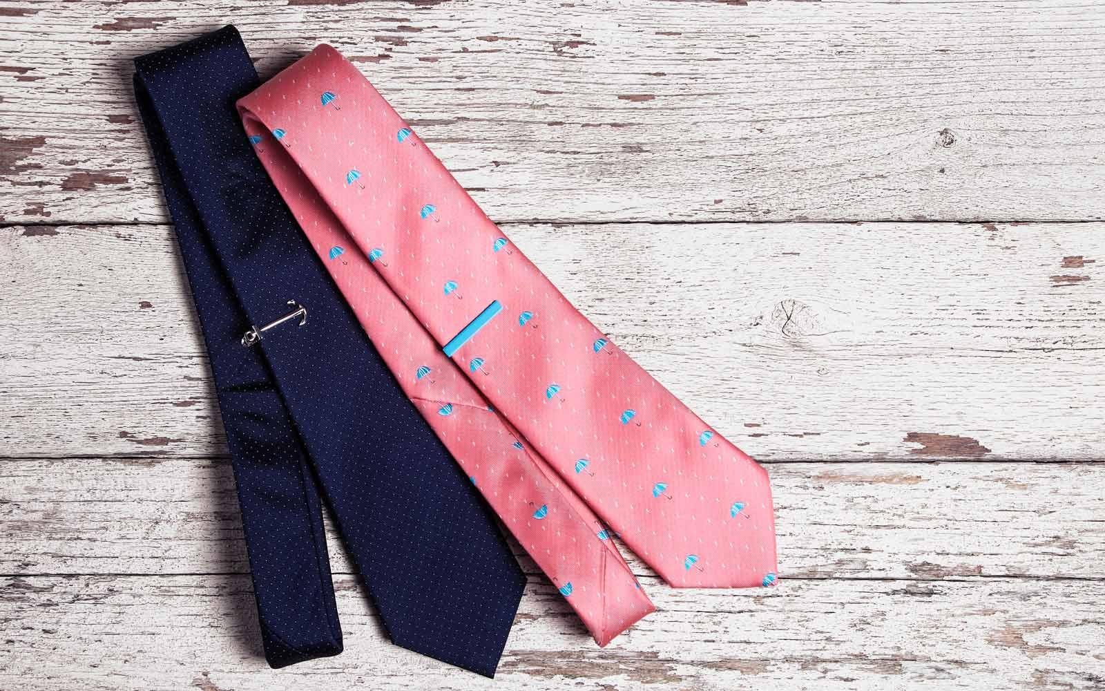 Thanh kẹp cà vạt: Chọn đúng – Phối đẹp – Mua chuẩn!