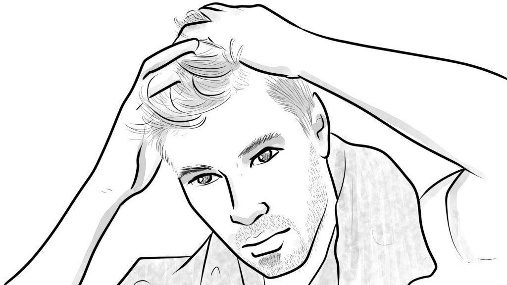 Cách dùng sáp vuốt tóc