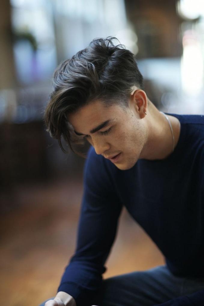 Kiểu tóc nam Undercut