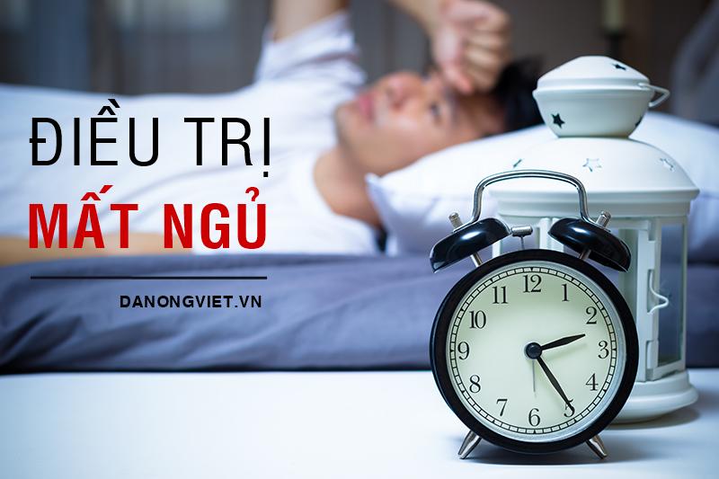 Cách chữa trị mất ngủ hiệu quả tại nhà