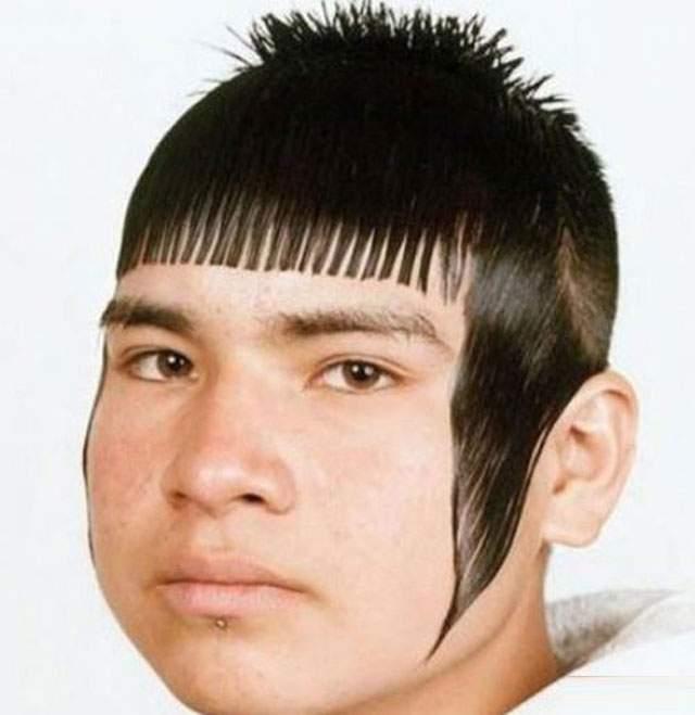 Cắt tóc nam