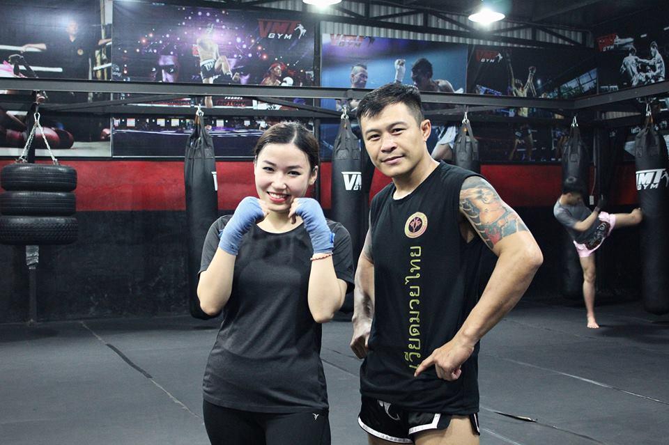 Mặc gì khi luyện tập Muay Thái?