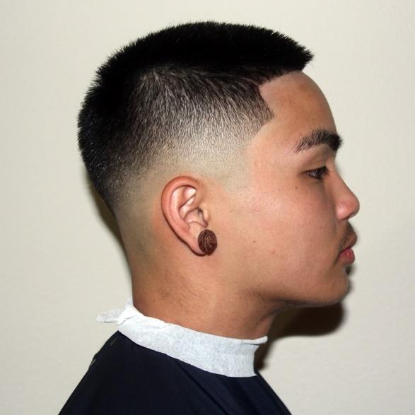Tóc Bald Fade