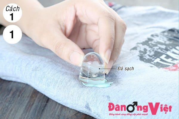 """""""Đánh bay"""" 100% vết kẹo cao su dính trên quần áo với 3 cách làm sạch SIÊU HIỆU QUẢ"""