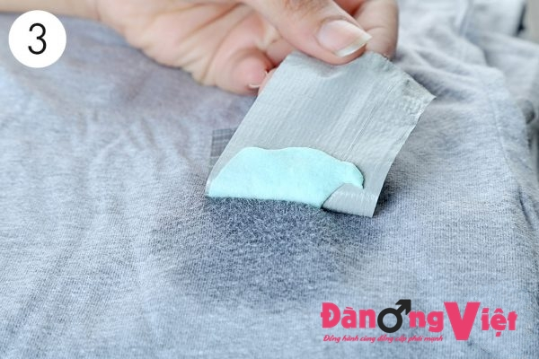 TẨY SẠCH kẹo cao su dính vào quần áo: 7 cách SIÊU NHANH