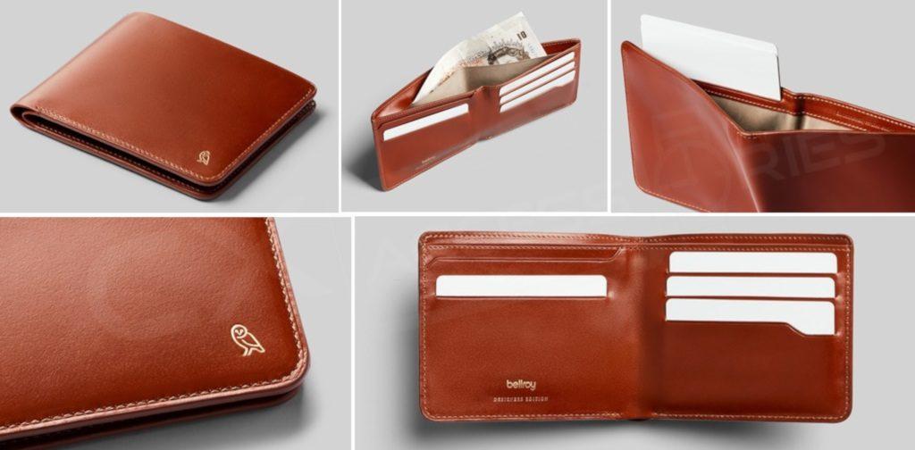 Bellroy Hide & Seek siêu mỏng với công nghệ bảo mật RFID cao cấp là sản phẩm ví nam tốt nhất hiện nay.