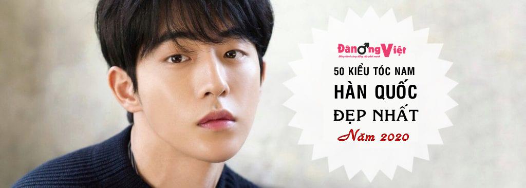 Tóc nam Hàn Quốc 2020: 50 kiểu đầu để chàng đẹp như trai Hàn