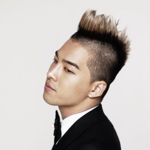 Kiểu tóc nam Hàn Quốc