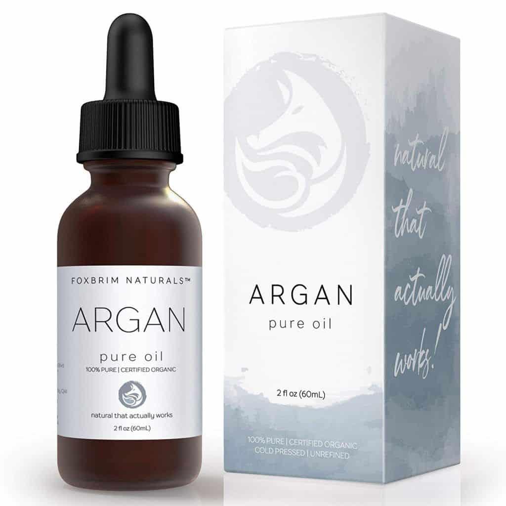 Dầu Argan tự nhiên Foxbrim