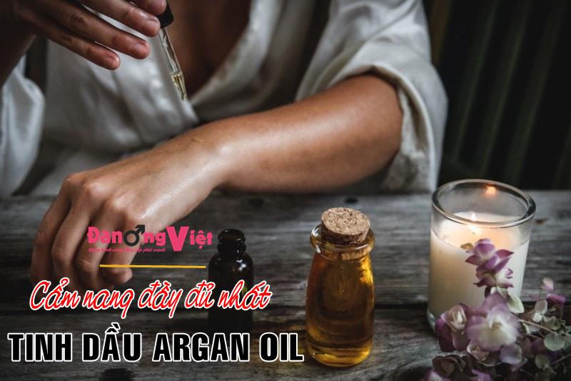 Tinh dầu Argan Oil