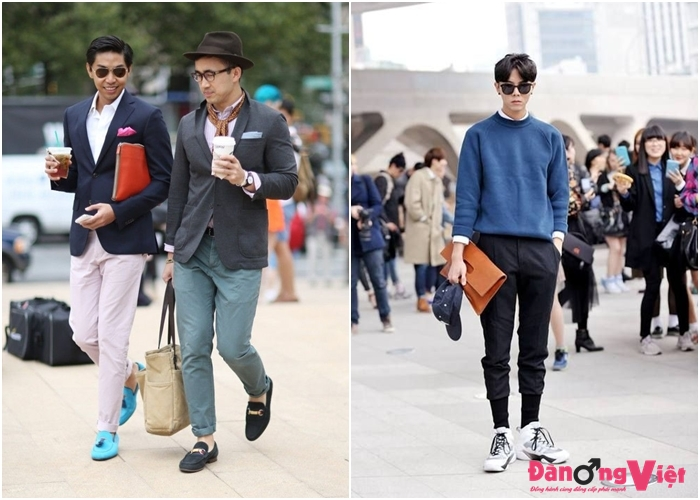 Thời trang nam Hàn Quốc